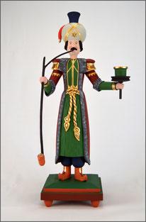 Lichtertürke Süleymann, Großer Lichterträger, Tradition, Erzgebirge, Volkskunst,traditionelle