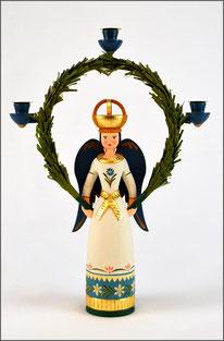Tradition, Engel, Engel Marie, traditionell, historischem Vorbild, Brotteig, Erzgebirge Volkskunst, traditionelle