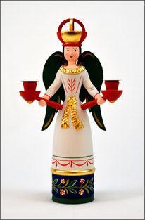 Horatzscheck, Tradition, Engel, Engel Emma, traditionell, historischem Vorbild, Brotteig, Erzgebirge Volkskunst