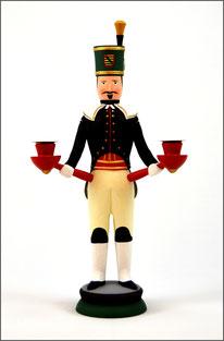 Tradition, Bergmann, Bergmann Georg, traditionell, historischem Vorbild, Brotteig, Erzgebirge Volkskunst