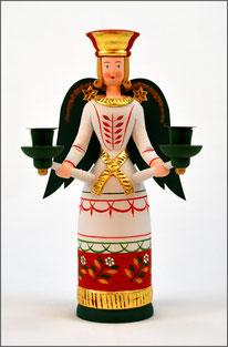 Tradition, Engel, Engel Helena, traditionell, historischem Vorbild, Brotteig, Erzgebirge Volkskunst