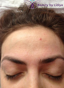 eyebrow threading st albans home visit mobile beauty by lidiya