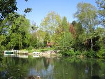 Urlaub auf dem Land, Alvesen, Alveser See, Niedersachsen, Ferien auf dem Bauernhof