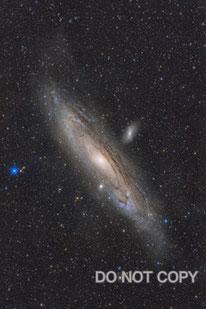 M31 アンドロメダ銀河             和田昌也