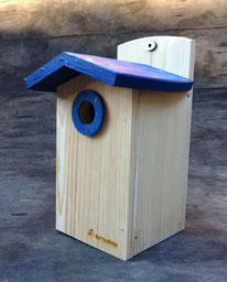 Купить скворечник для синиц. Купить качественный деревянный скворечник.