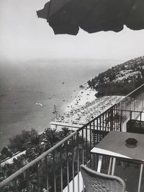 MAG Lifestyle Magazin Kroatien Dalmatien Hotel Jadran Tučepi Hotelterrasse