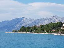 MAG Lifestyle Magazin Kroatien Dalmatien Urlaub Reisen Adria Makarska Riviera Highlites Secretes Brela Hotel Soline Corona Coronavirus