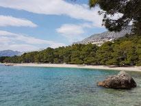 MAG Lifestyle Magazin Kroatien Dalmatien Urlaub Reisen Adria Makarska Riviera Highlites Secretes Brela Hotel Marina Corona Coronavirus