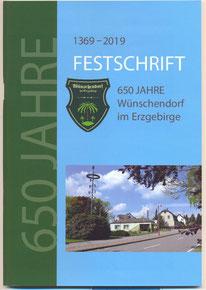 Bild: Festschrift Wünschendorf 650 Jahre Teichler