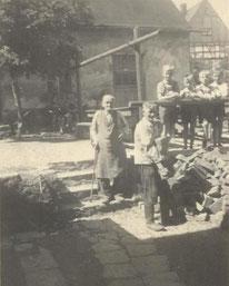 Bild: Teichler Wünschendorf Erzgebirge Schule Schubert