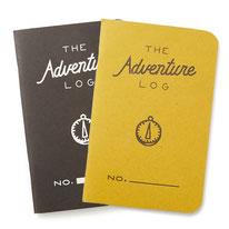 Word Notebooks The Adventure Log