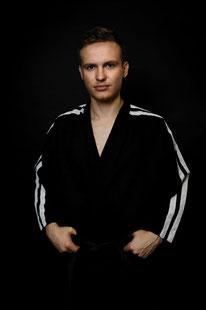 Sebastian Meyer, Trainer für Kinder Karate Kickboxen in Muenchen