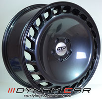 GTP Wheels GTP023 Gunmetal Full Painted