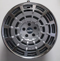 Radi8 SD11 SILVER MACHINED