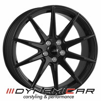 ELEGANCE WHEELS E1 DEEP CONCAVE BLACK