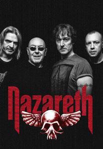 6 октября. NAZARETH «THE BIG EUROPEAN TOUR»