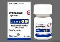 dronabinol medicament a base de cannabis