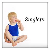 Romper singlet
