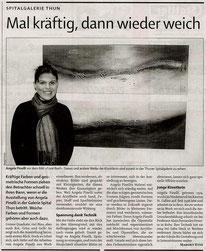 Thuner Tagblatt Artikel, 27.2.2006