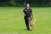 Bernd mit Garry