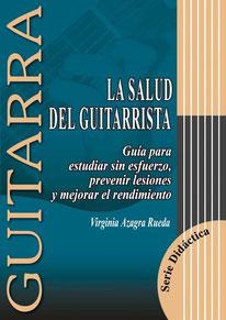La aalud del guitarrista