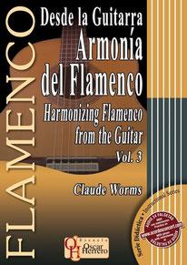 Desde la guitarra armonía del flamenco 3