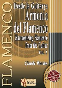 Desde la guitarra armonía del flamenco 1