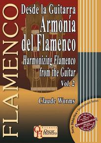Desde la guitarra armonía del flamenco 2
