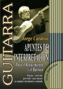 Apuntes de interpretación - Para el Renacimiento y el Barroco