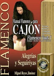Manual flamenco para cajón
