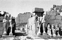 Karnak - Propylées du Sud