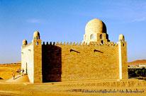 Assouan - Mausolée Aga Khan III