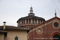 Milan - Santa Maria delle Grazie - Italie - Dominicains