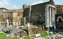 Forum Augusti - Rome - Italie
