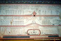 KV 34 Thoutmôsis III - Vallée des rois - Egypte
