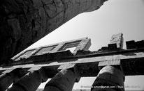 Karnak - Salle hypostyle - Séthi I - Horemheb - Ramsès II - Ramsès IV - Thoutmosis III