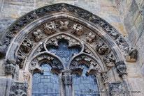 Ecosse : Chapelle Rosslyn - Royaume-Uni