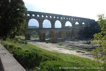 Nîmes - Pont du Gard