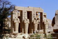 Ramesseum - Ramsès II - Thèbes-Ouest - Egypte