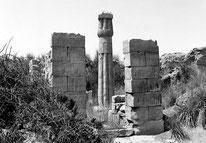 Karnak - Sanctuaires osiriens - Chapelle d'Osiris Ounnefer Neb Djefaou