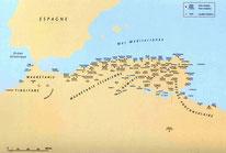 Afrique du Nord Romaine
