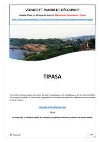 Monographie : Maurétanie Césarienne - Tipasa