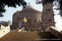 Le Caire - Eglise Saint-Georges - Eglise copte