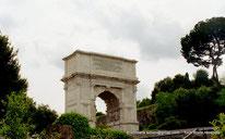 Arc de Titus - Forum adjectum - Rome - Italie