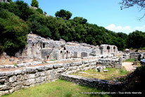Butrint (Buthrotum) - Albanie - Rome antique