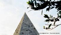 Pyramide de Cestius - Rome - Italie