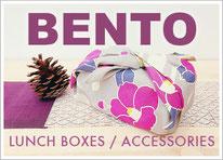 Bento Boxes & Accessories