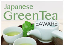 Japanese Green tea & Teaware