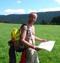 persönlicher Wanderführer im Schwarzwald