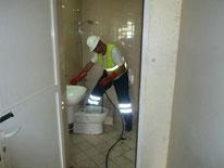 Debouchage wc Fréjus